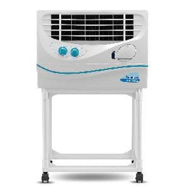 Symphony 22Litre White Air Cooler With Trolley Kaizen Jr.