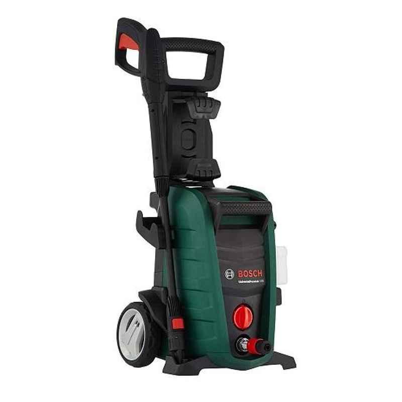 Bosch UniversalAquatak 130 1700W Green High Pressure Washer
