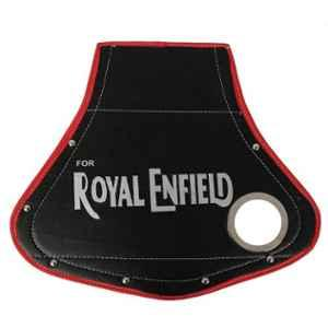 AllExtreme EXMREES Rear Customized Universal Mudflap with Silencer Hole for Royal Enfield Bullet