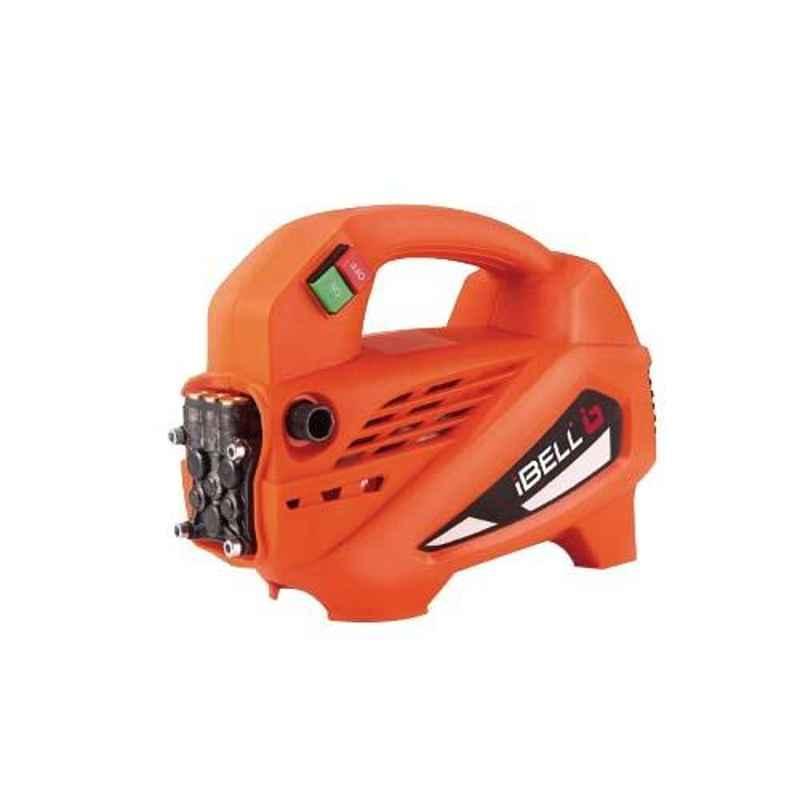 iBELL Microjet 1700W Black & Orange Car Pressure Washer