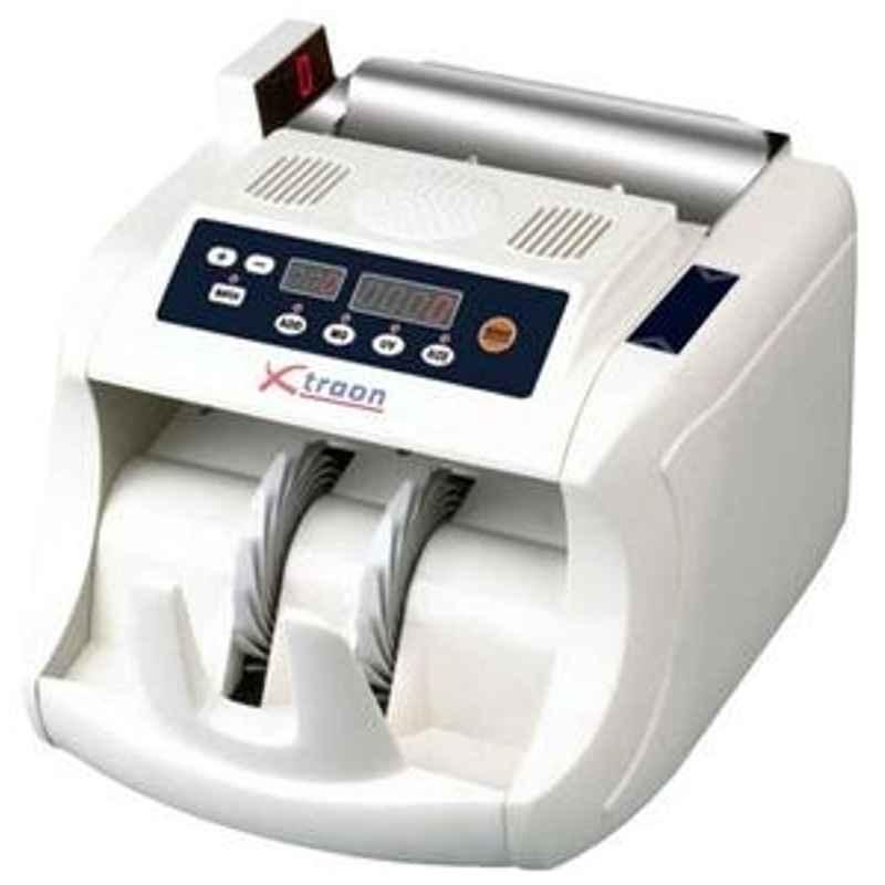 Xtraon GX 808S Loose Note Counters With Fake Note Detector 7 Kg, 200 Notes Holding capacity