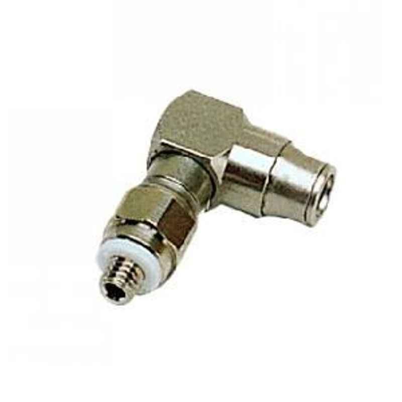 Parker Legris M3x0.8 Extended Male Stud Elbow 3229 03 19