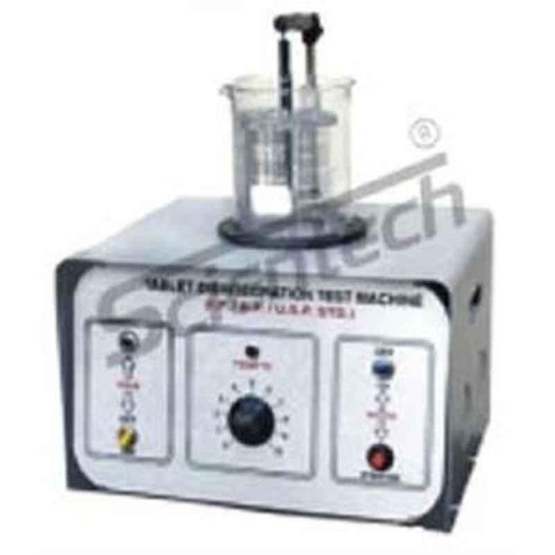 Scientech SE-274 Single Basket Table Dissolution Rate Test Machine
