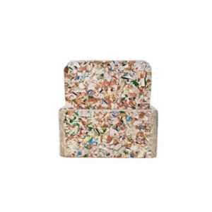 RUR Greenlife 4 Pcs Recycled Tetra Packed Cartons Coaster Set