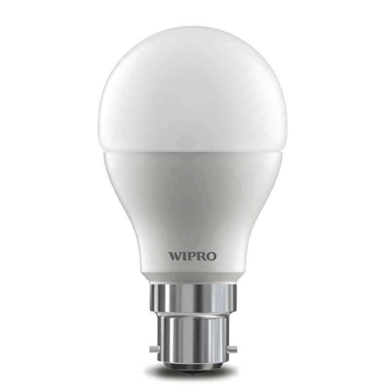 Wipro Garnet 9W B-22 LED Bulbs, N90001 (Pack of 4)