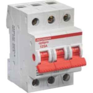 Indoasian Optipro 125A Triple Pole Isolator, 811559