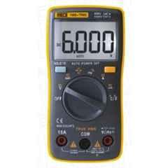 Meco 6000 Counts Autoranging Digital Multimeter with 1 Year Warranty, 108B+TRMS