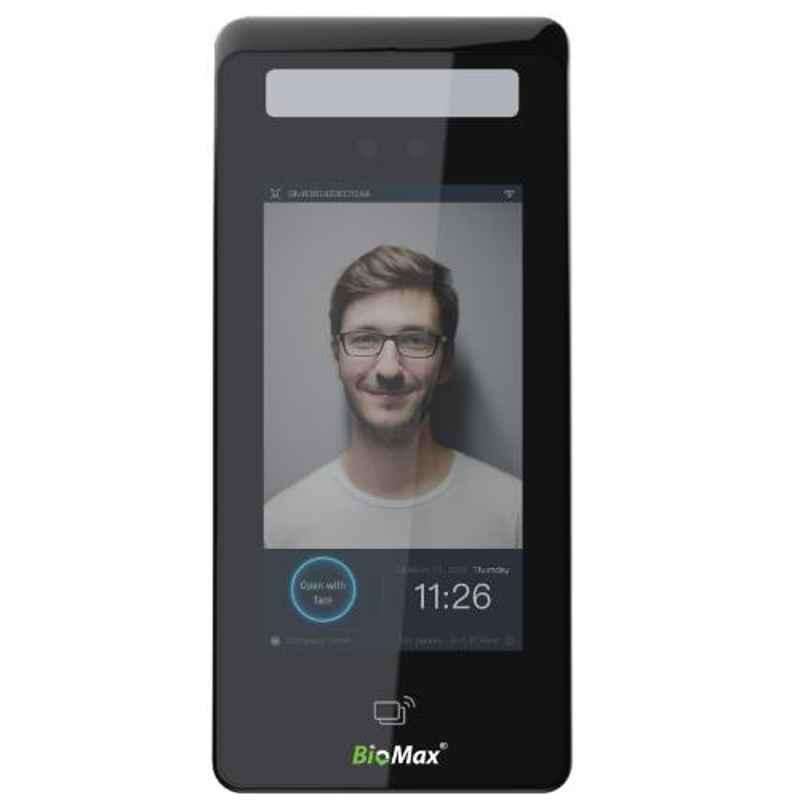 Biomax Speedface 5SE Biometric Time Attendance Machine with Face Reader