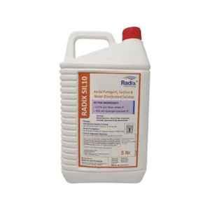 Radix SIL10 5L Eco-Friendly Tunnel Disinfectant (Pack of 4)