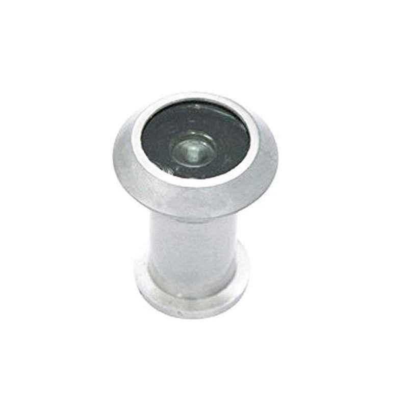 Smart Shophar 2 inch Stainless Steel Silver Vision Heavy Weight Eye View, SHA40EV-VISI-HVSL-P1
