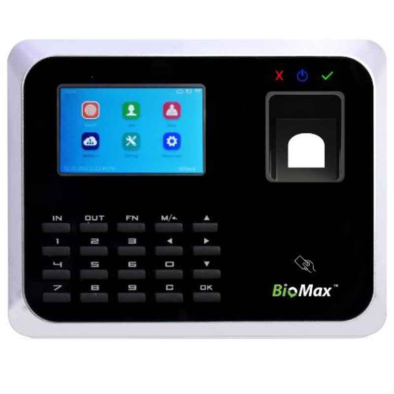 Biomax V-AX14 Wi-Fi Fingerprint Time Attendance & Access Control System