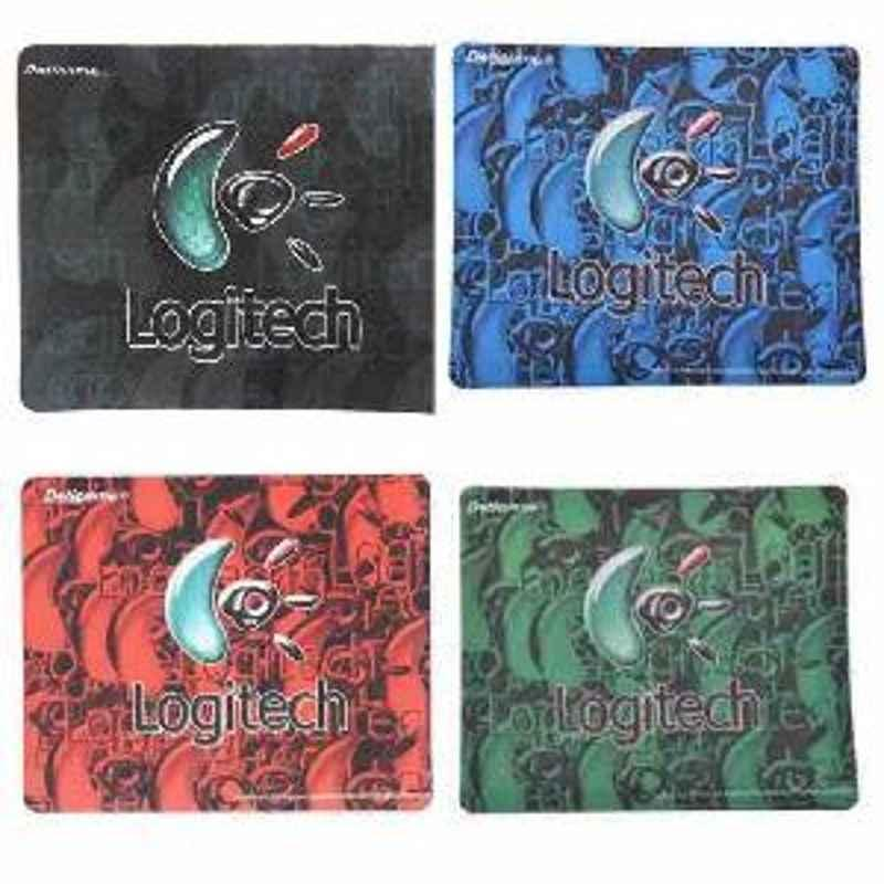 Logitech Thick Mouse Pad With Four Different Colours