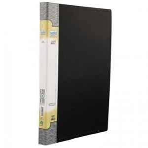 Solo FC Top Loading Black Display File with 30 Pockets, DF 212 (Pack of 5)