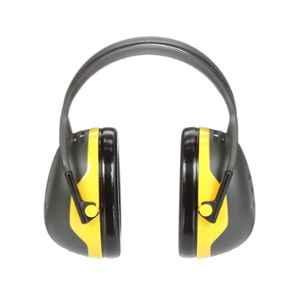 3M X2A Peltor Black & Yellow H10A Over the Head Earmuffs
