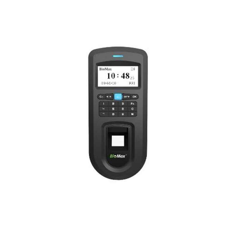 Biomax V-AX16 Outdoor Fingerprint Time Attendance & Access Control System