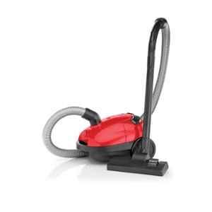 Black+Decker 1000W 3.4kg Red 1L Bagged Vacuum Cleaner, VM1200-B5