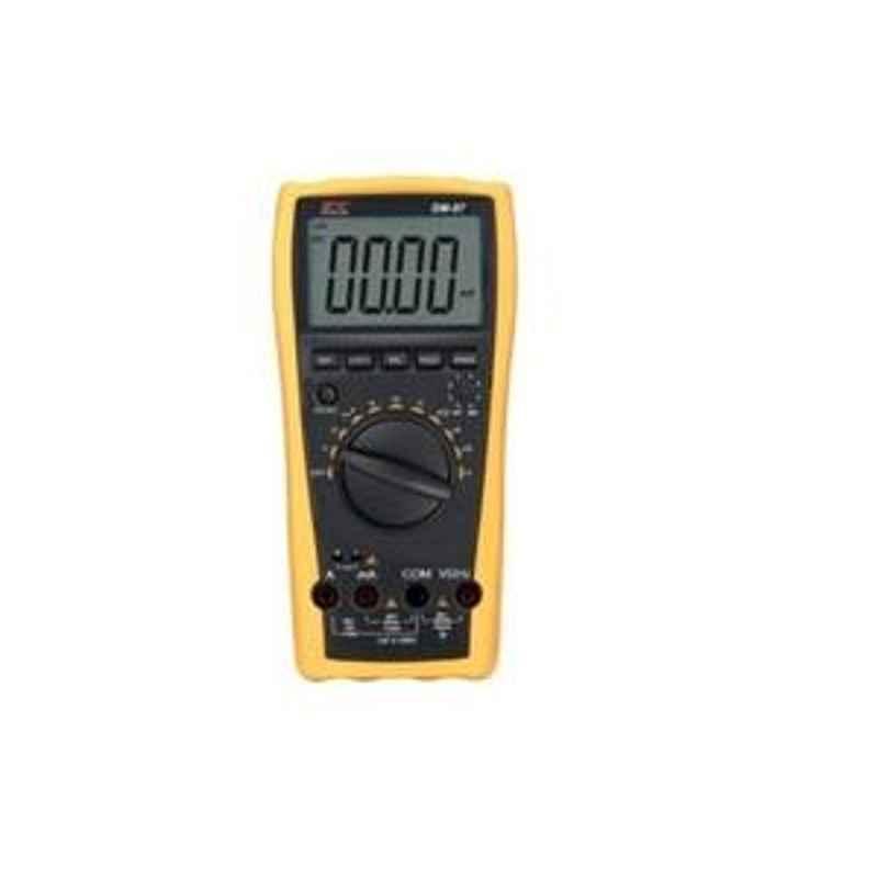 HTC DM-97 Digital Multimeter AC Voltage Range 0.1mV to 750V DM to 97