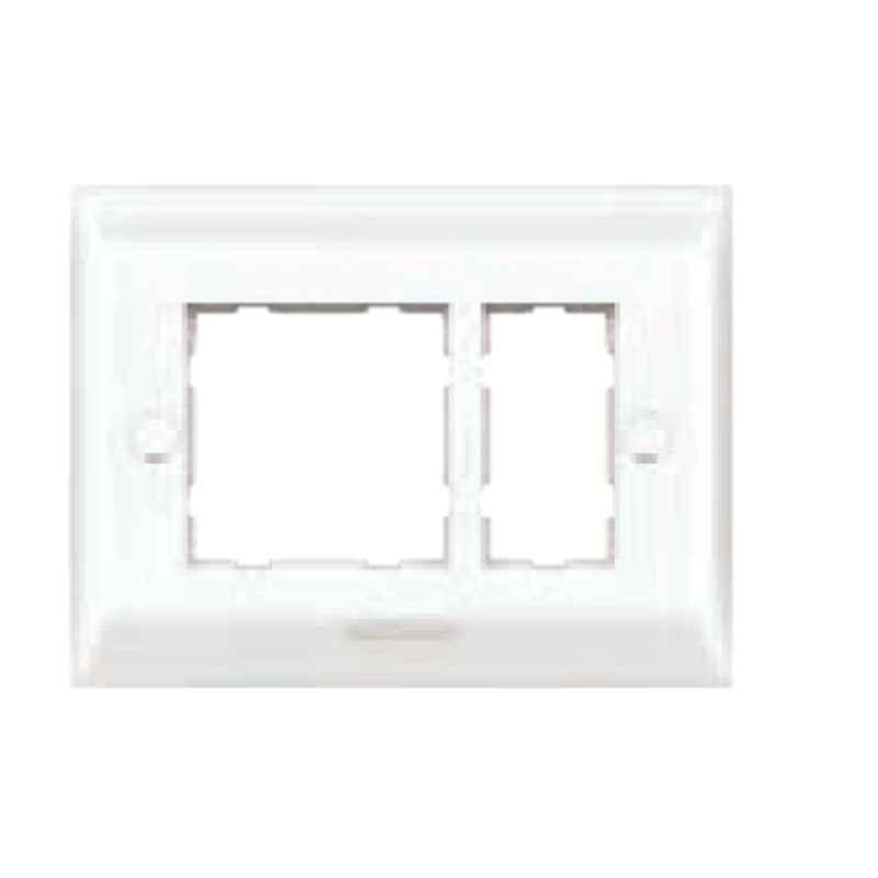 Anchor Ziva 4 Module Single Mounting Plate, 68804 (Pack of 20)