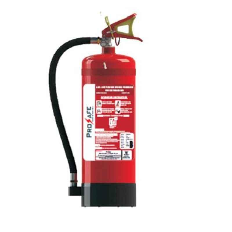 Prosafe 9L Water Stored Pressured Fire Extinguisher with ISI Mark, PRPQW-9