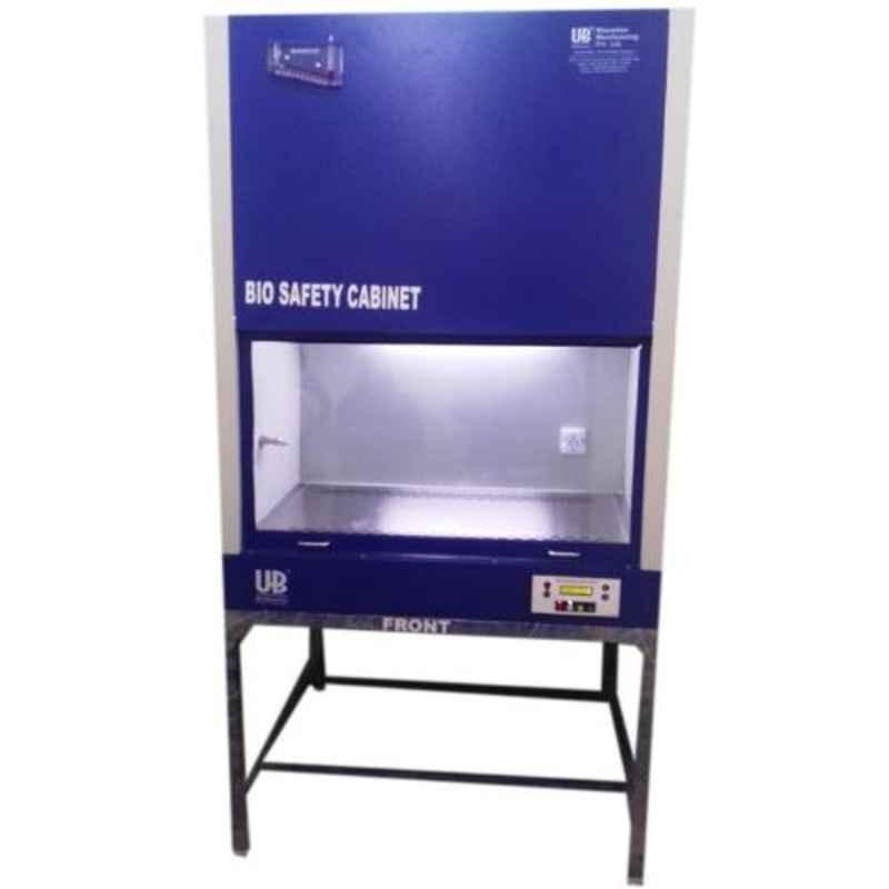 UR Biocoction 4x2x2ft Mild Steel Type 2 A2 Biosafety Cabinet