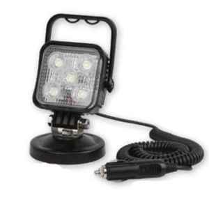 Groz 15W IP67 Portable 5 LED Lamp, LED/630