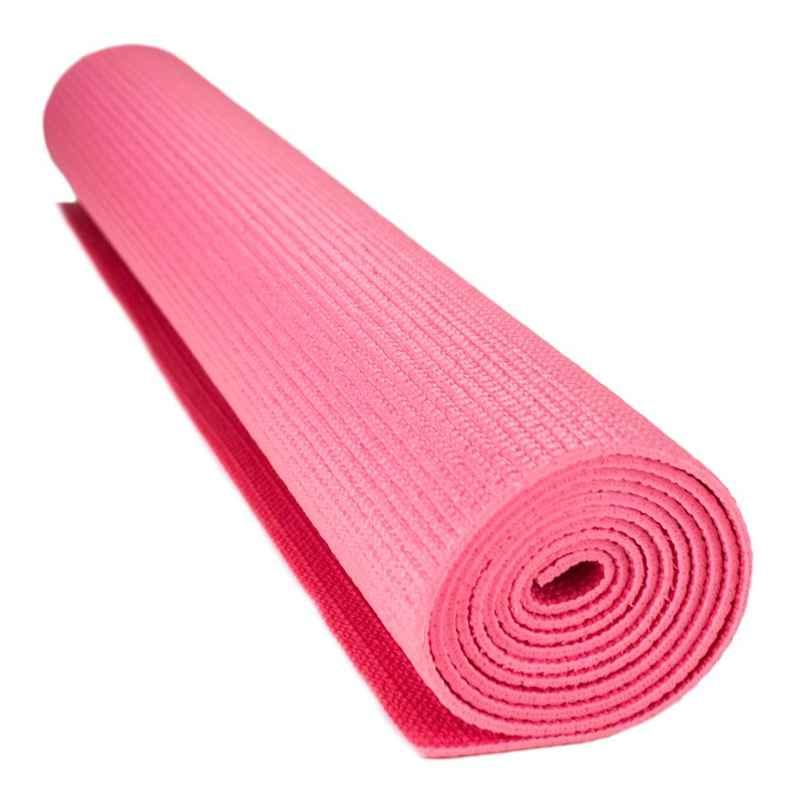 Facto Power 1730x610x4mm Pink Antiskid Yoga Mat