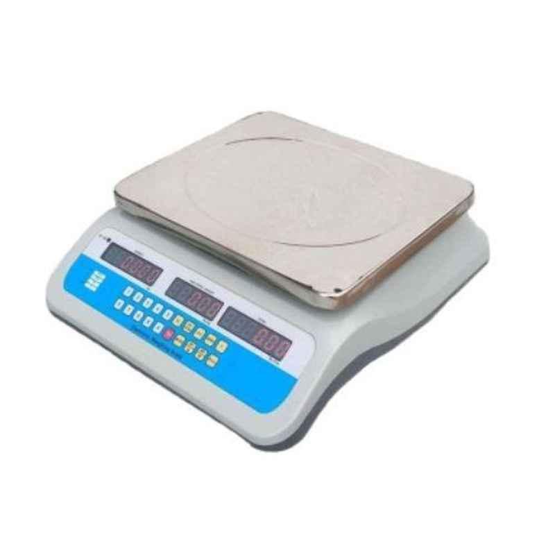 Shri Sai 1-30kg ABS Digital Counting Scale, PRC-FB-30