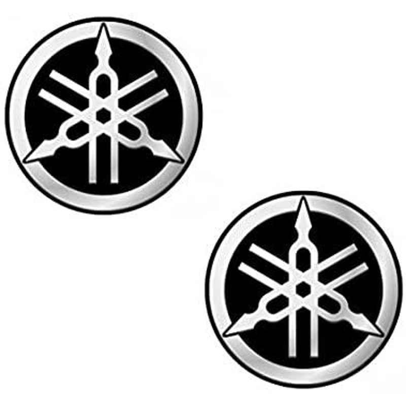 Aow (Logo) Motorcycle Design Sticker for Yamaha FZ