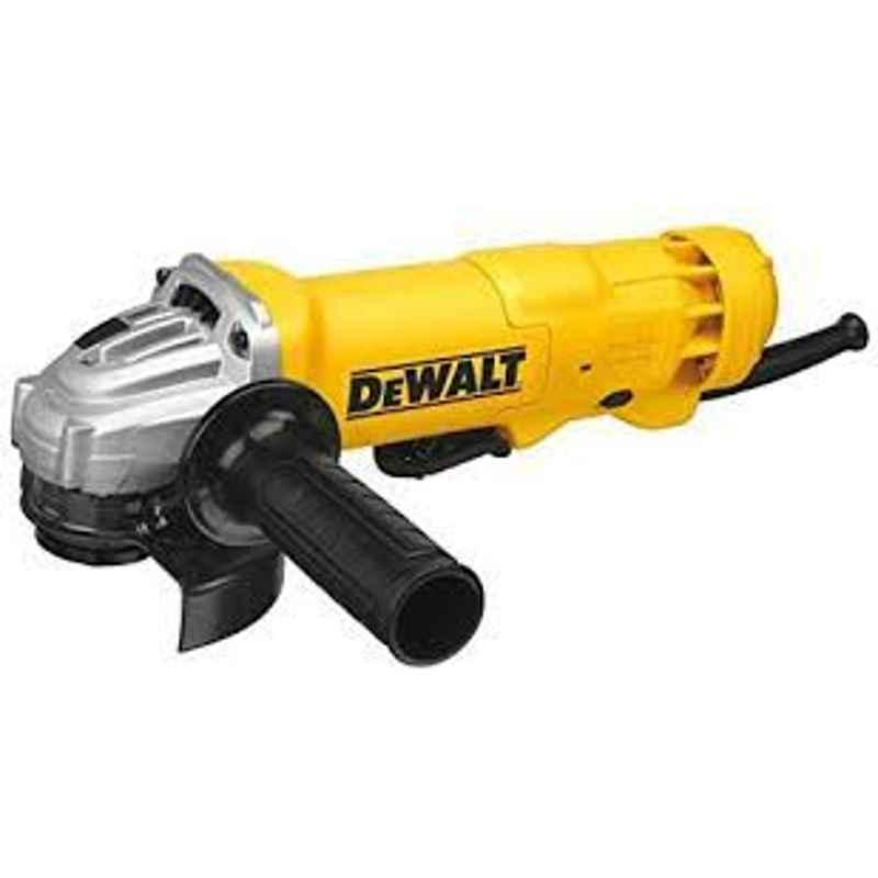 Dewalt 115mm 1200W Paddle Switch Angle Grinder, DWE4212