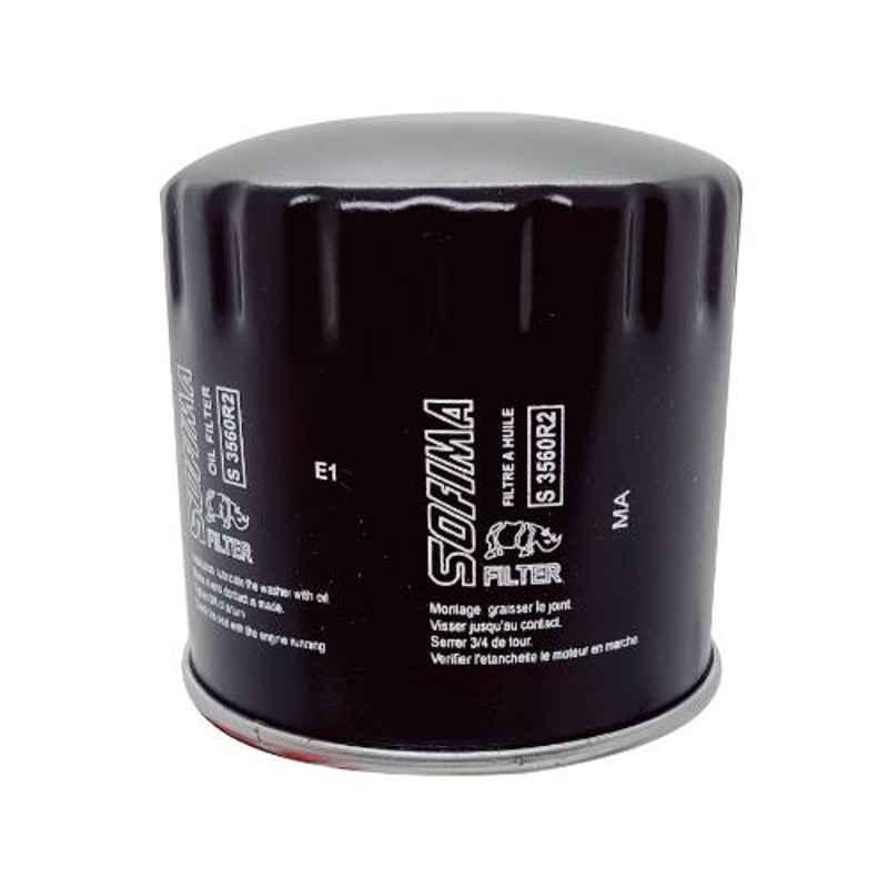 Sofima Oil Filter for Tata Indica, S3560R2