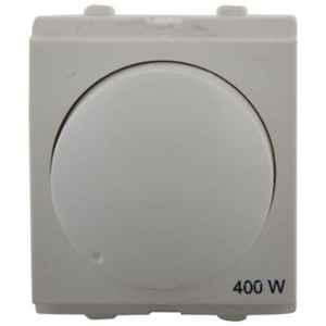 Schneider Opale 2 Module White Electronic Dimmer, X3004WH (Pack of 5)