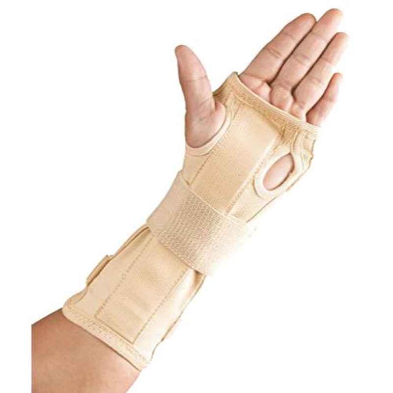 Dyna Size 2 Breathable Fabric Reversible Wrist Brace, 1643-002