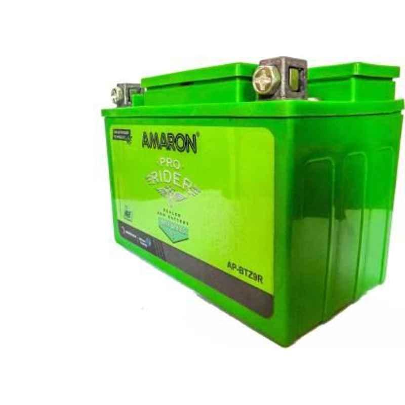 Amaron Beta Pro Rider 8Ah 12V Battery for Bike, AP-BTZ9R