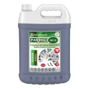 Paxol SC2 Professional All Purpose Hygienic Hard Surface Cleaner Concentrate, 5L