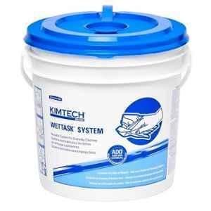 Kimtech Wettask Sanitising Wipes System with Spunbond Meltblown Spunbond Sheet (SMS), 30902