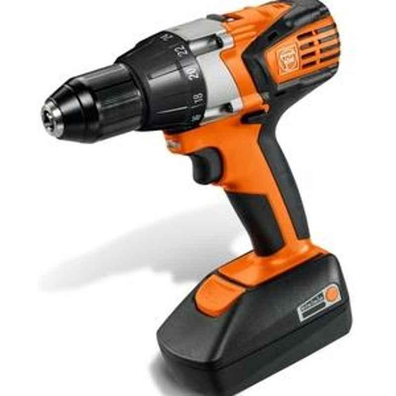 Fein ABS 18 C Li-ion 2 Ah Battery Two Speed Cordless Drill