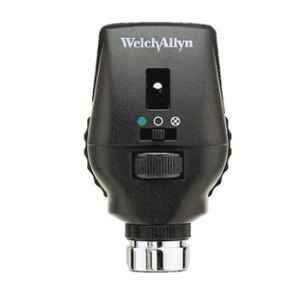 Welch Allyn 11720 3.5V Coaxial Opthalmoscope with LED Bulb (Head Only) (Pack of 2)