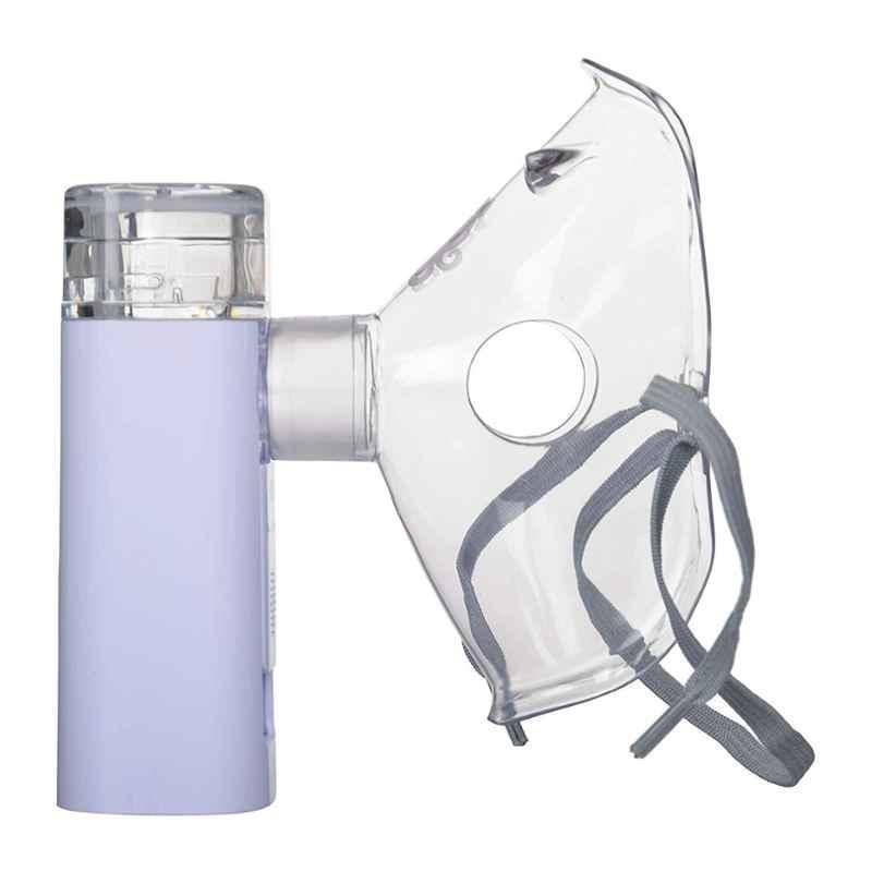BPL Breathe Ezee N10 White Vibrating Mesh Nebulizer
