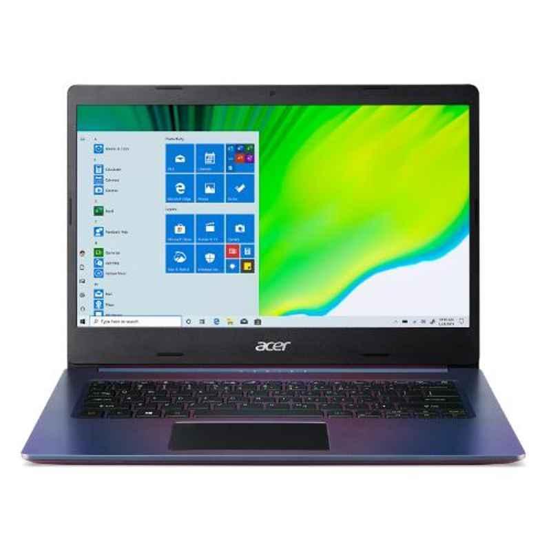 Acer Aspire 5 A514-53 10th Gen Core i3 4GB RAM 512GB SSD/Windows 10 & 14 inch Display Magic Purple Laptop, NX.HZ6SI.001