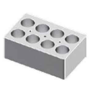Abdos 50ml Heating Block for Hotblock LED Digital Dry Bath, E11335