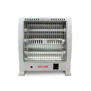 MSure Thermaxx-2Q 800W 2 Rod Tubular Room Heater with 1 Year Warranty By Moglix