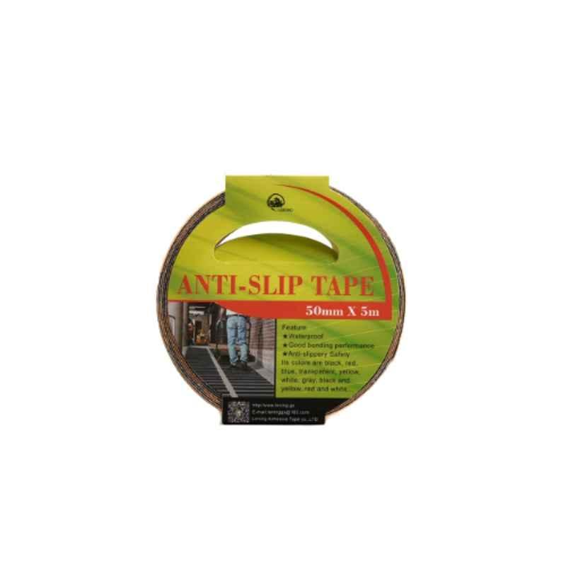 Darit ES-39 5cm Yellow & Black Anti Slip Traction Tape, Length: 500 cm