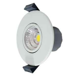 Wipro Garnet 3W Warm White Mini LED Spot Light, D340327