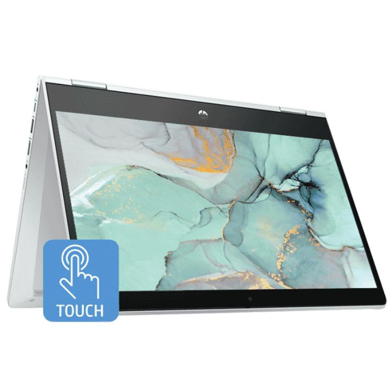 HP ProBook X360 435 G7 AMD Ryzen APU/8GB RAM/512GB HDD & Windows 10 Pro Notebook PC, 1Y8K0PA