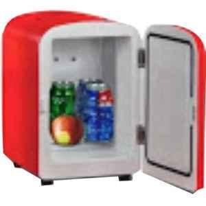 VOX Mini 4L Thermoplastic Portable Car Refrigerator