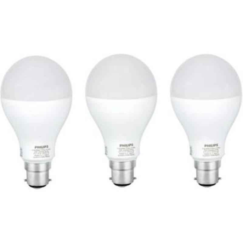 Philips 17W Cool Day Standard B22 LED Bulb, 929001256633 (Pack of 3)