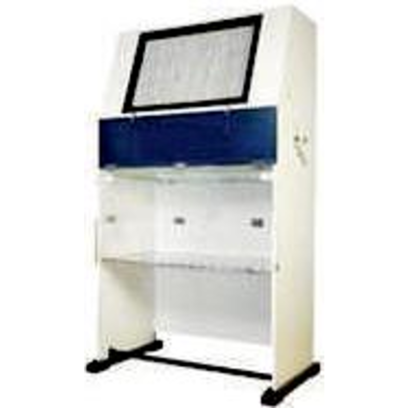 Labpro 157A 4x2x2inch Stainless Steel Horizontal Laminar Air Flow Cabinet
