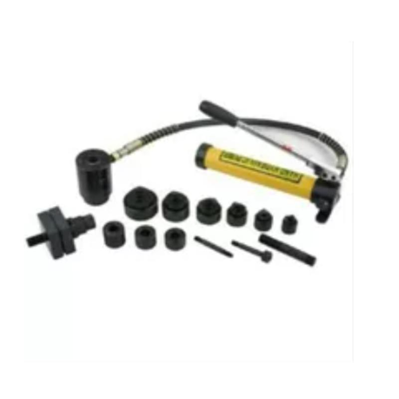 Forzer AA-HD-83 Hydraulic Hole Digger, Punch Range: 16-60 mm