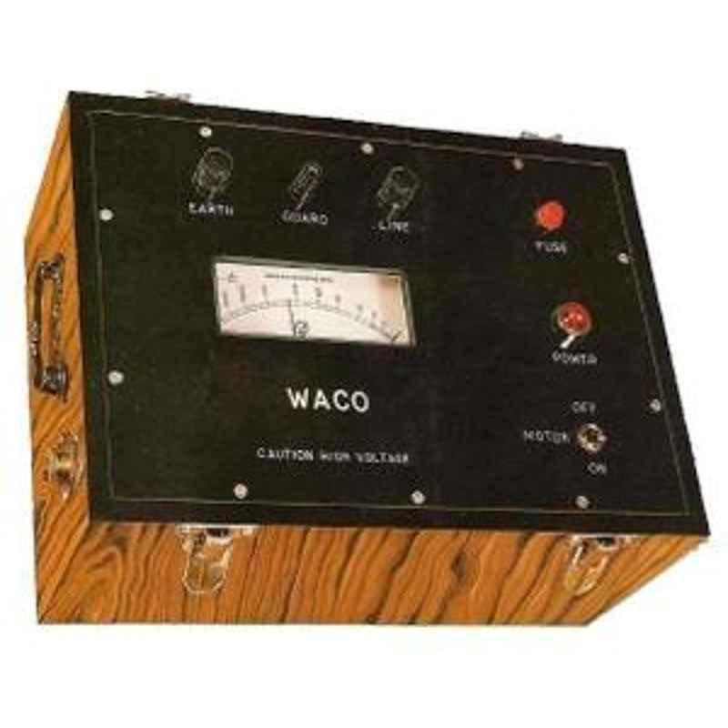 Waco WI 2505M Analog Insulation Tester Resistance Range 10000M Ohm