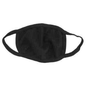 Viva City Black Cotton 3 Layered Protection Anti-Pollution Mask (Pack of 10)